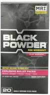 Black Powder Sports Nutrition/Nitric Oxide Boosters MRI