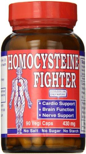 Homocysteine Fighter Supplements Only Natural  (10031598467)