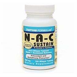 N-A-C Sustain Supplements Jarrow Formulas  (10031153219)