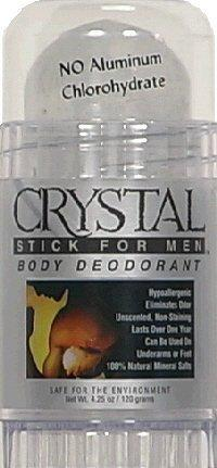 Crystal Stick For Men Personal Care French Transit Ltd (Crystal)  (10030939011)