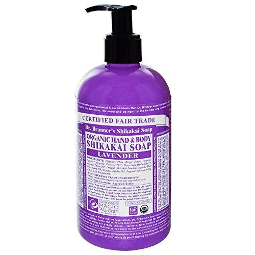 Organic Shikakai Hand Soap Personal Care Dr. Bronners Magic Soaps  (10028986883)