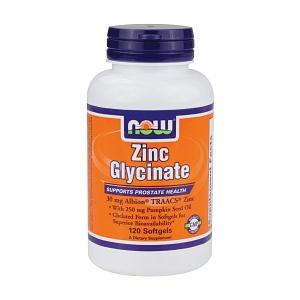 Zinc Glycinate Supplements Now Foods  (10031506243)