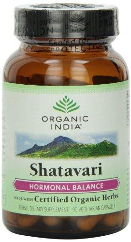 Shatavari Supplements Organic India  (10031603715)