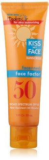 Face Factor SPF 50 for Face and Neck Personal Care Kiss My Face
