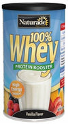 100% Whey Protein Booster Supplements Naturade