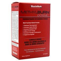 MethylBURN Extreme Weight Loss MuscleMeds  (10031323395)