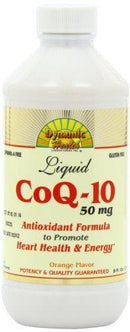 Liquid CoQ10 50 mg Health & Wellness/Antioxidants/Coenzyme Q10 Dynamic Health  (10029002371)