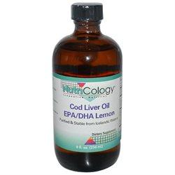 Cod Liver OIl EPA/DHA Health & Wellness/Healthy Fats/Fish Oil Nutricology  (10030372611)