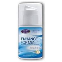 Enhance for Men Stimulating Gel Supplements Life Flo Products  (10031237763)