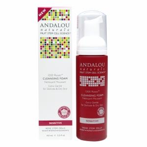 Sensitive Cleansing Foam Personal Care Andalou Naturals  (10030541123)
