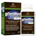 pTeroBlue Pterostilbene 100 mg Supplements Genceutic Naturals  (10030974467)