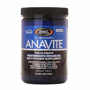 Gaspari Nutrition Anavite Full Month Supply Health Supplements Gaspari Nutrition  (9801678467)