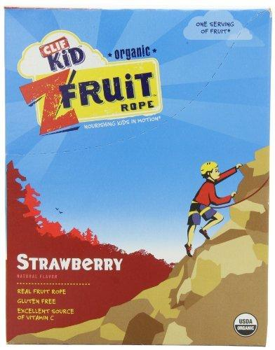 Clif Kid Twisted Fruit Supplements Clif  (10028925571)