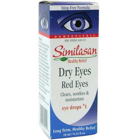 Dry Eye Relief Supplements Similasan  (10031761283)