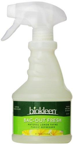 Bac Out Fresh Fabric Refresher Spray Supplements BioKleen  (10028820227)