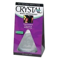 Crystal Body Deodorant Rock Personal Care French Transit Ltd (Crystal)  (10030938627)