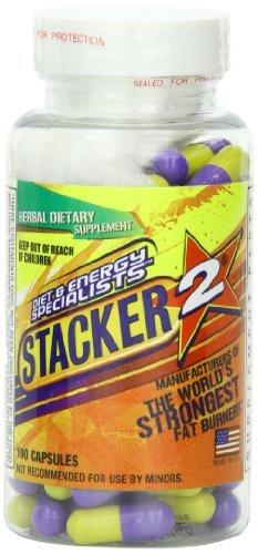 Stacker 2 Ephedra Free Weight Loss NVE  (10031573891)