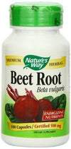 Beet Root 500mg Supplements Natures Way