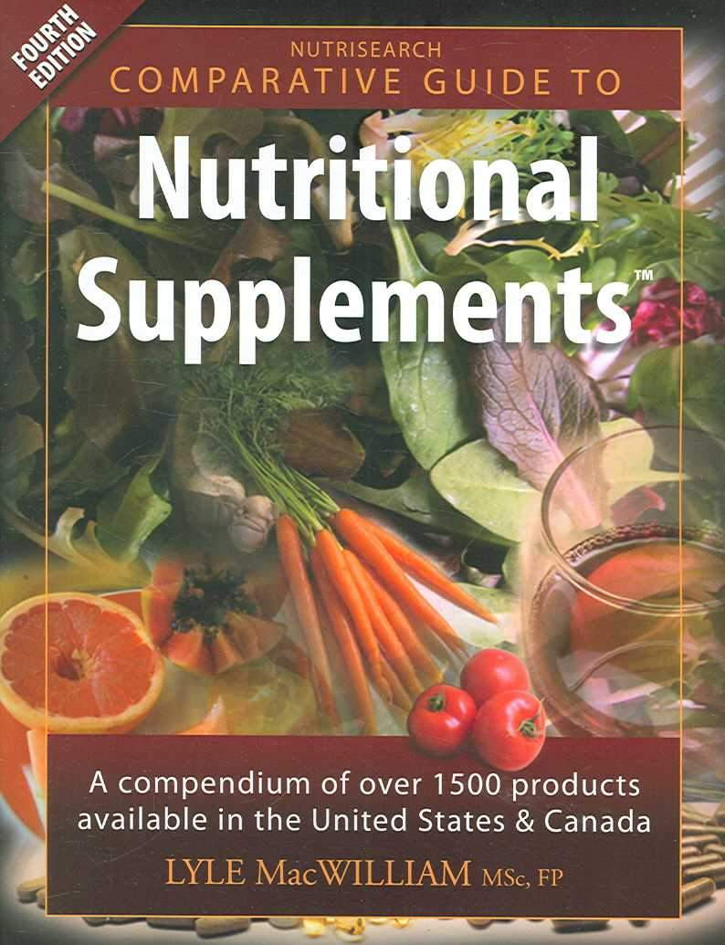 Nutritional Supplements Professional Edition Supplements Books and Tapes  (10028859139)