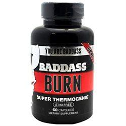 Baddass Burn Supplements Baddass Nutrition  (10030581059)