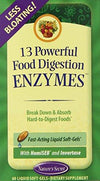13 Food Digestion Enzymes