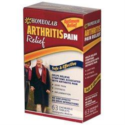 Arthritis Pain Relief Supplements Homeolab USA  (10031095555)