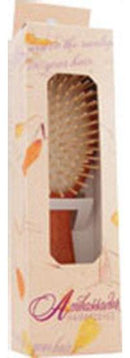 Ambassador Bamboo Large Oval, Wood Pins Personal Care Fuchs  (10030942851)
