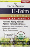 H-Balm Control Extra Strength Supplements Forces of Nature