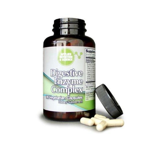 Digestive Enzyme Complex Supplements Innerzyme  (10031138883)