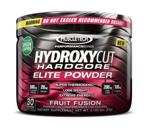 Hydroxycut Hardcore Elite Weight Loss Muscletech  (10030046851)