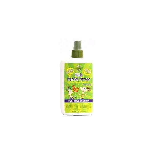 Phineas & Ferb Kids Herbal Armor Insect Repellent Health & Wellness All Terrain  (10030513347)