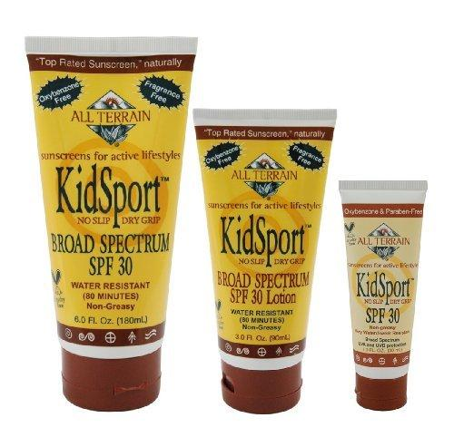 KidSport Sunscreen Spray SPF 30 Health & Wellness All Terrain  (10030511043)