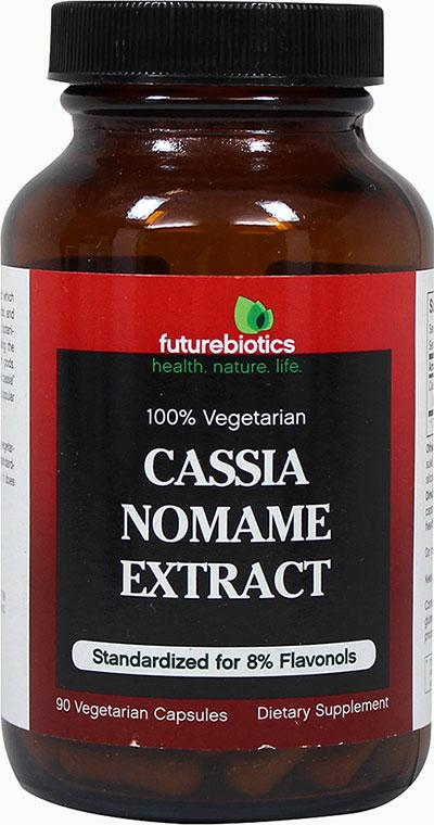 Cassia Nomame Extract Supplements Futurebiotics  (10030955843)