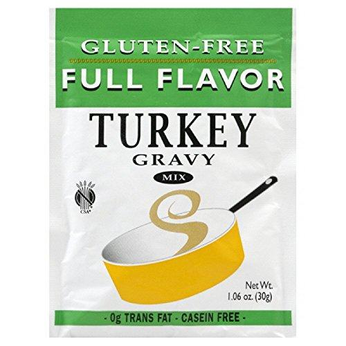 Turkey Gravy Mix Supplements Full Flavor Foods  (10030946115)