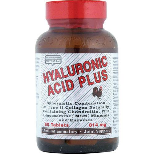 Hyaluronic Acid Plus Supplements Only Natural  (10031594947)
