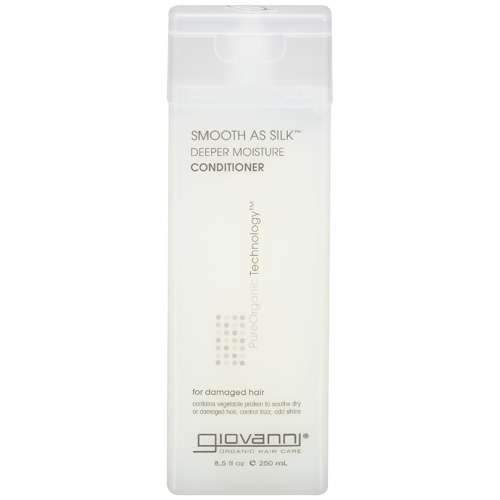 Smooth As Silk Conditioner Personal Care Giovanni Organic Cosmetics  (10030980355)