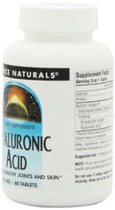 Hyaluronic Acid 100mg Health & Wellness/Hair, Skin & Nails Source Naturals  (10031783107)