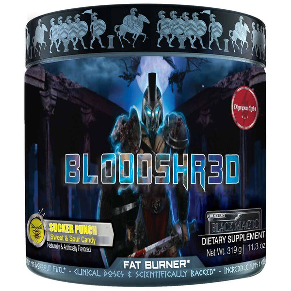 Olympus Labs Bloodshr3d Fat Burner Olympus Labs Sucker Punch  (1537526267927)