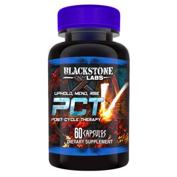 Blackstone Labs PCT V 60 Caps cycle support Blackstone Labs  (10922198403)