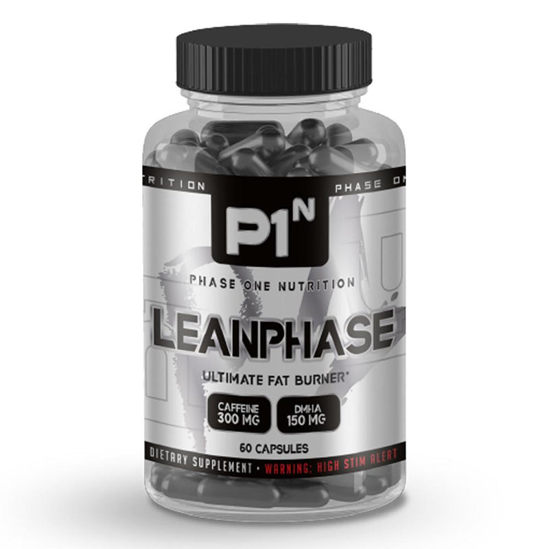 Phase One Nutrition LeanPhase 60 Caps Fat Burner Phase One Nutrition  (4252738715671)