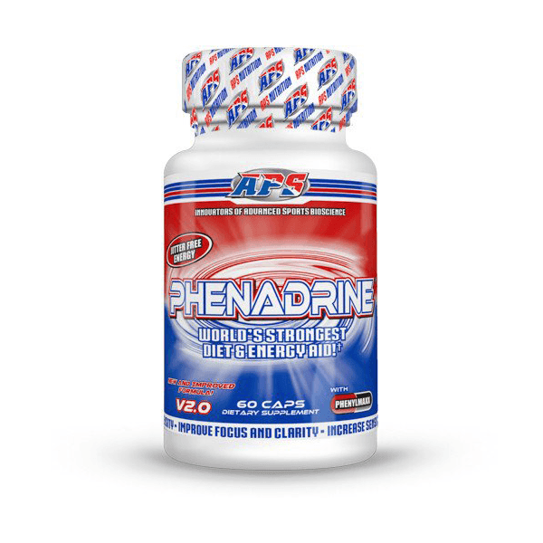 Phenadrine® Diet & Weightloss APS Nutrition  (9797600131)