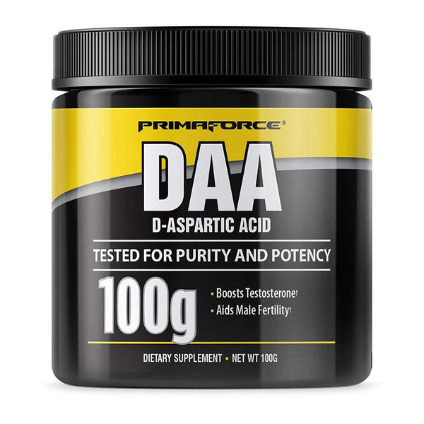 PrimaForce D-Aspartic Acid 100 Grams Sports Performance & - Recovery PrimaForce  (1497180667927)