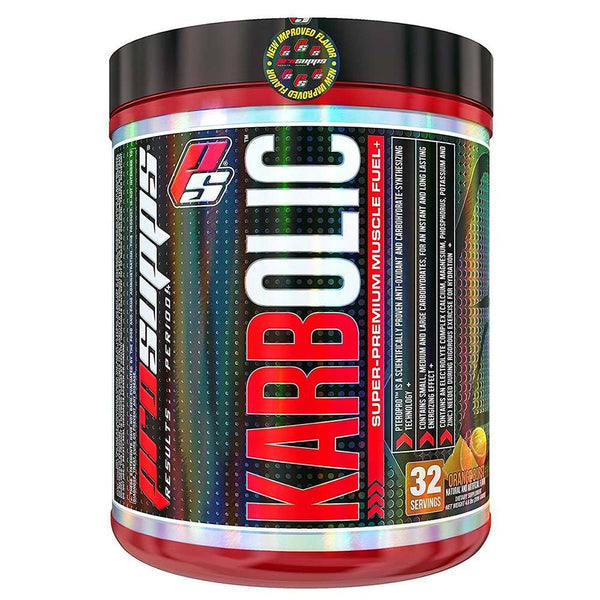 Pro Supps Karbolic 4.4 Lbs Sports Performance Recovery Pro Supps Orange Burst  (1470372282391)