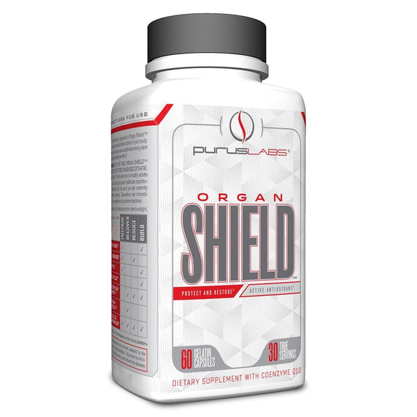 Purus Labs Organ Shield 60 Caps Sports Performance & - Recovery Purus Labs  (1381506711575)