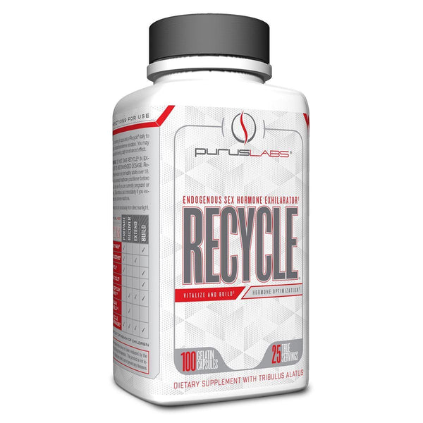 Purus Labs Recycle 100 Caps Sports Performance & - Recovery Purus Labs  (1381499174935)