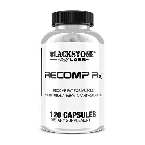 Blackstone Labs Recomp Rx 120 Caps Muscle Building Blackstone Labs  (11003127683)