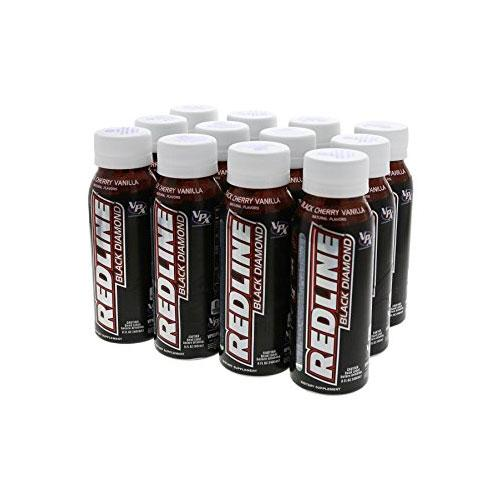VPX Redline Black Diamond 12/Case Energy & Sports Drinks VPX  (10981252355)