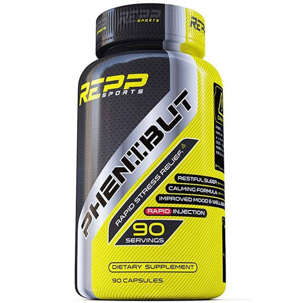 REPP Sports Phenibut 90 Caps Specialty Health Products REPP SPORTS  (1590387343383)