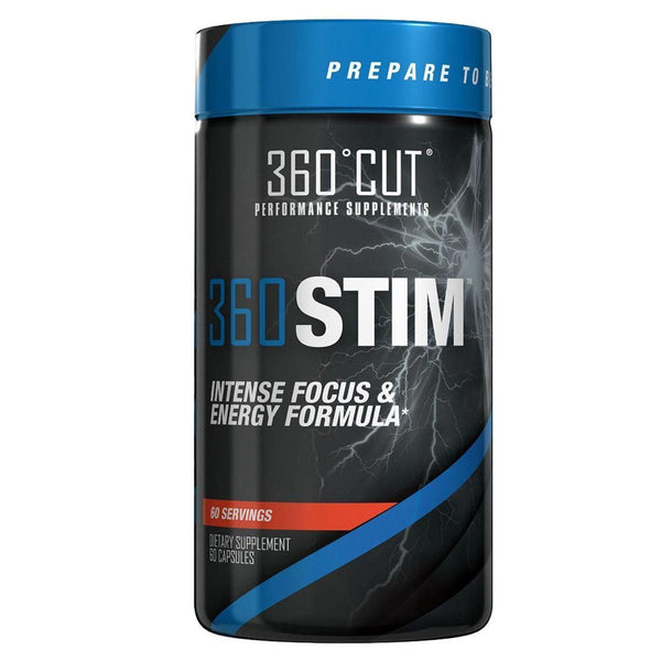 360CUT 360STIM 60C Fat Burner 360Cut  (572673556513)