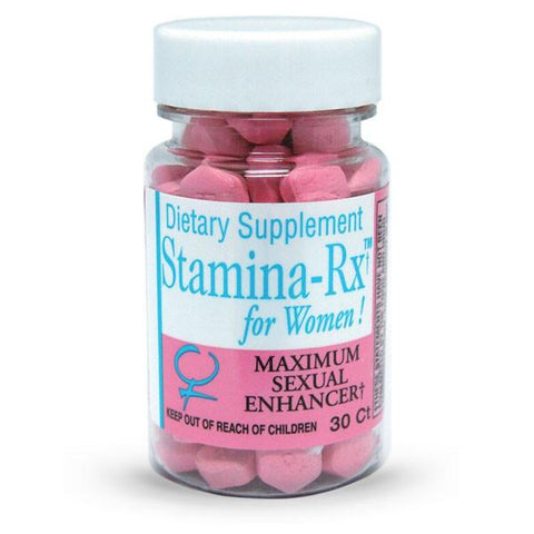 Stamina Rx® for Women